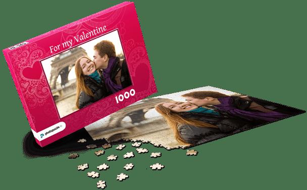 Puzzle box Love I