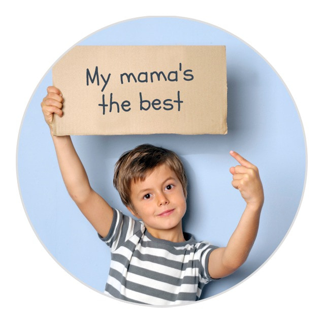 ideas for mothering sundays pictures -mama's best