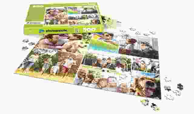 Photo Puzzle Collage – all your favourite pictures on one photo puzzle