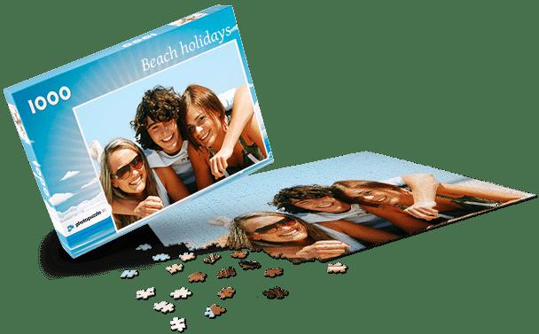 Puzzle box Summer