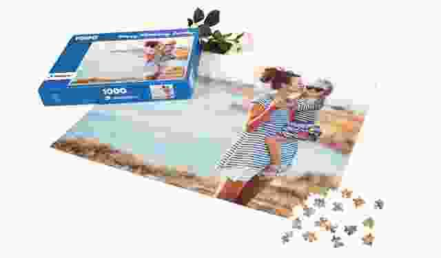 photo jigsaw puzzle for mum