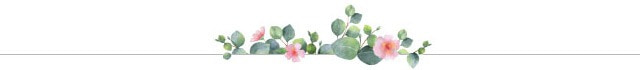 flower garland flipped